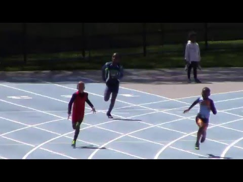 Icahn Stadium Meet-2 - Jalen 200m