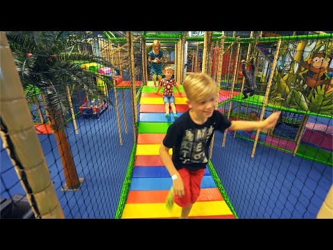 Fun Indoor Playground for Family and Kids at Leo's Lekland להורדה