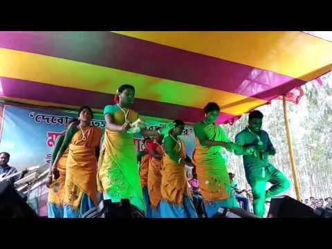 Raju Soren  New santali Video  Song 2017....Stage Program # Full HD 1080p Bharat Disom tabun