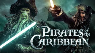Pirates of the Caribbean with Lightsabers