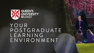 Your Postgraduate Learning Environment
