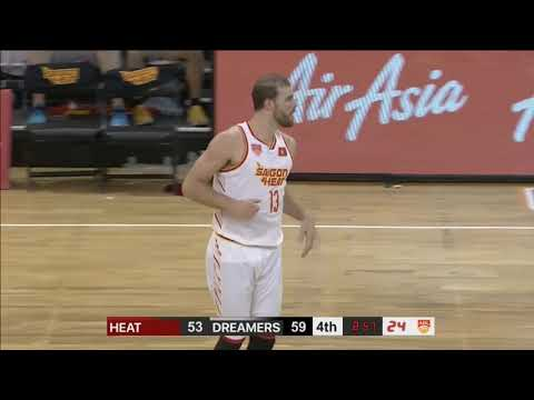 Saigon Heat v Formosa Dreamers | CONDENSED HIGHLIGHTS | 2018-2019 ASEAN Basketball League