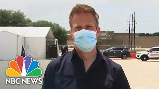 Texas Health Officials Overwhelmed With Coronavirus Testing Demand | NBC News NOW