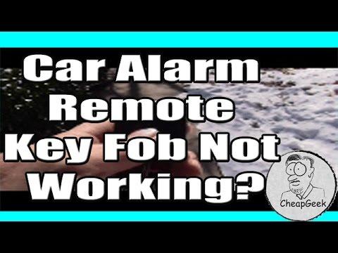 car remote lock  unlock problem  honk  beep  parking light flash funnydogtv