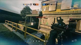 RS6 rage hacking clip   Rainbow Six Siege HACK/CHEAT
