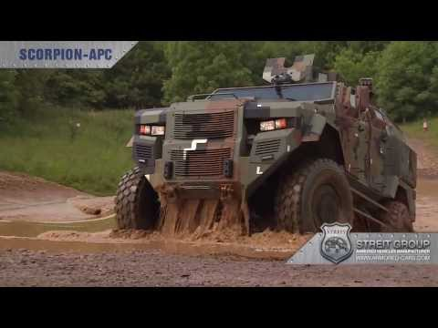 STREIT Group :: APC Vehicle Range