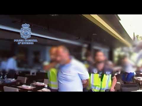 Georgian and Armenian criminals arresting in Spain