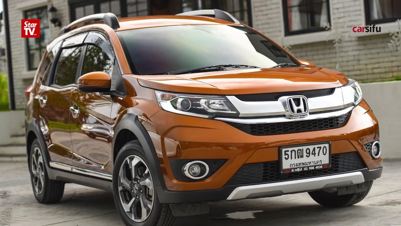Honda BR-V Media Drive In Thailand