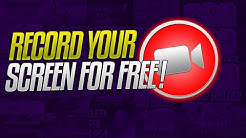 How to download/use/edit using ispring free cam free screen game recorder