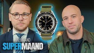 Omega Seamaster (€65.000), het duurste horloge van AVW? // Watch This Afl. 6