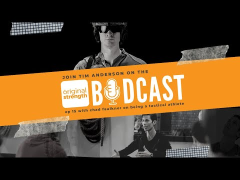 BodCast Episode 15: Being a Tactical Athlete