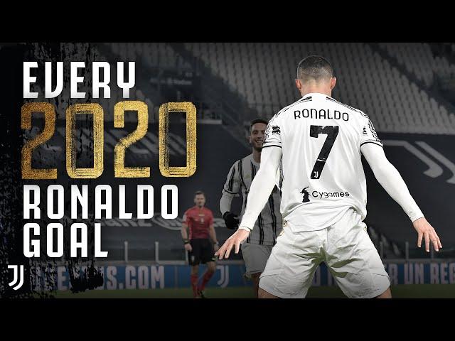 🔥 EVERY Cristiano Ronaldo Goal In 2020! | 41 Juventus Goals! | Juventus