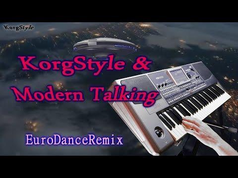KS & Modern Talking - EuroDanceRemix (Korg Pa 900) Minus