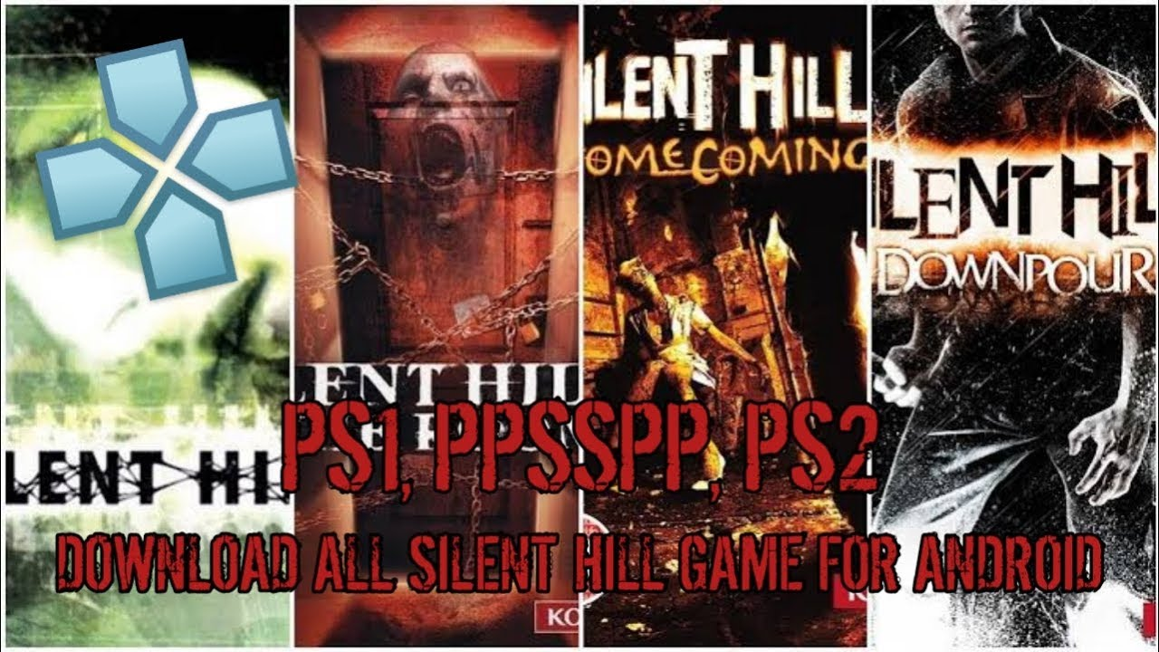 silent hill psp game download