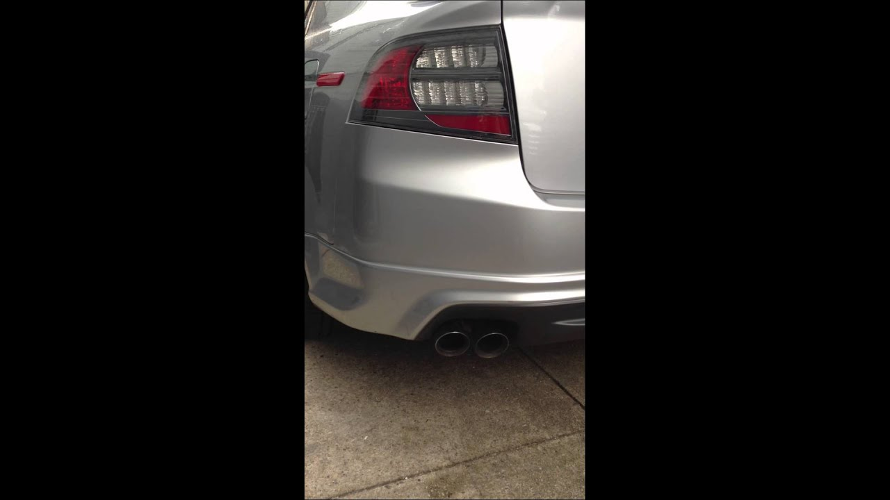 acura tl straight pipe youtube rh youtube com 2014 Acura TL Release Date 2005 Acura TL 6-Speed