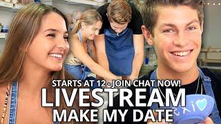 Make My Date Live Stream Marathon w Lexi Rivera &amp Ben Azelart