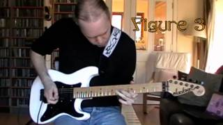 Iron Maiden - Rime Of The Ancient Mariner Solo Lesson / Tutorial