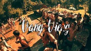 Laos - Vang Vieng | Cinematic travel video