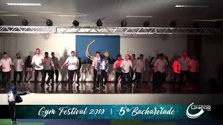 GYM FESTIVAL 2019 - 5º PERÍODO EDUCAÇÃO FÍSICA BACHARELADO