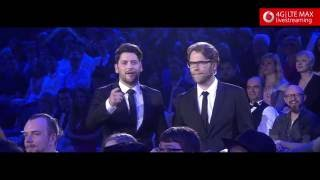 """Sebastian Linda gewinnt die Kategorie """"Sports"""" - Webvideopreis Deutschland 2016"""