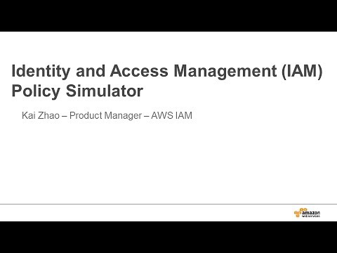 Getting Started with the IAM Policy Simulator