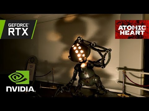 Atomic Heart: Official GeForce RTX Real-Time Ray Tracing Demo