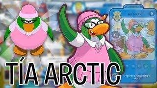 Cómo Encontrar a Tía Arctic en Club Pe...