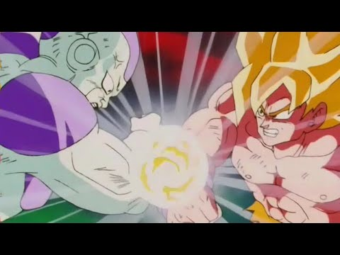 Goku Vs Freezer (Scontro Completo In Italiano)