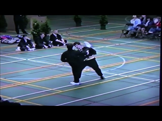 GM Walter Toch Live with Shaolin Kung Fu as selfdefense