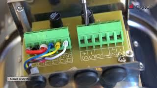 Darco Film Instruktażowy ' Podłączenie regulatora ERO-32MS-0 do nasady hybrydowej Tulipan