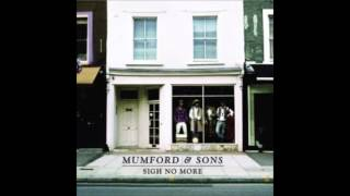 Mumford and Sons- Little Lion Man (HQ)