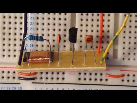 1MHz Oscillator