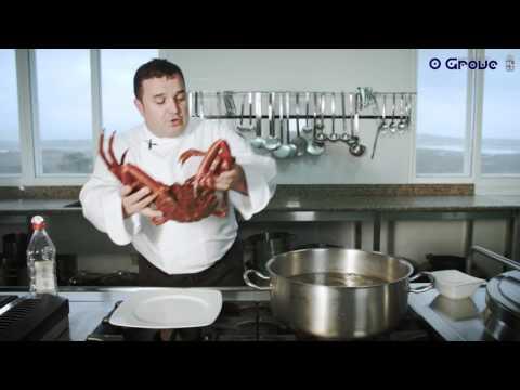 02 Como cociñar unha centola do Grove