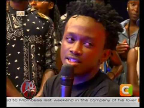 "10 Over 10: ""State house has promised me another show,"" Bahati"