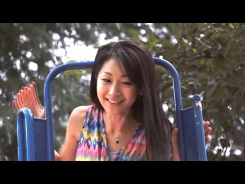 河田純子「笑顔」PV