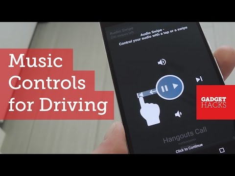 Control Your Music By Swiping the Screen [How-To]