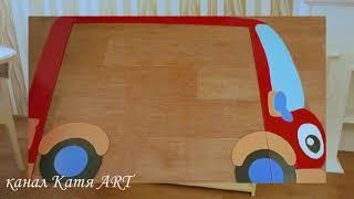 видео Шкафы для игрушек в детские комнаты