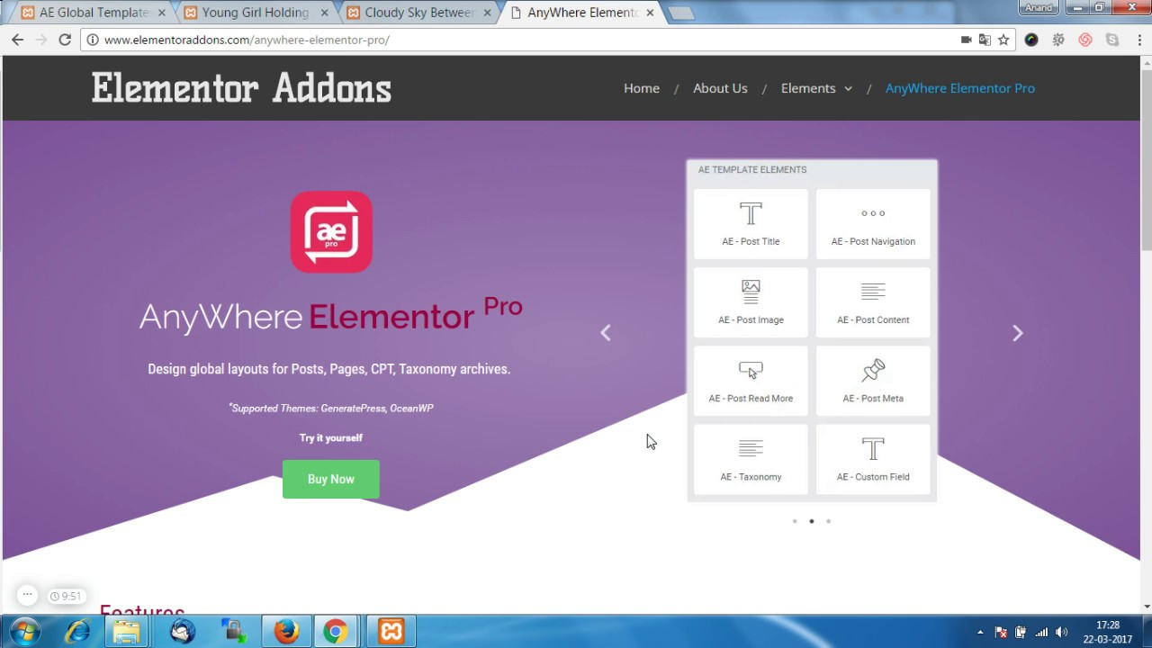 4f3edc4f3d57 Create Post Layouts using Elementor   AnyWhere Elementor Pro - YouTube