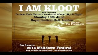 I Am Kloot perform Sky At Night with an Orchestra LIVE
