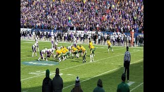 2020 NCAA FCS Championship - James Madison vs North Dakota State
