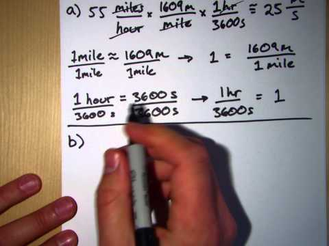 Physics - Section 1: Measurement - Question 1: The International System of Units