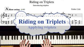Riding on Triplets