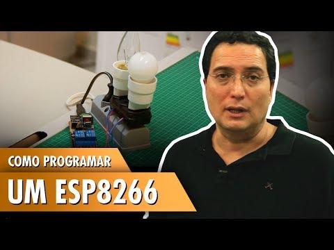 Automação com o ESP8266