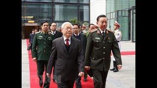 Gambar cover Thời khắc của cựu Bộ trưởng Vũ Huy Hoàng đã đến? những nước cờ quyết liệt của TBT Nguyễn Phú Trọng