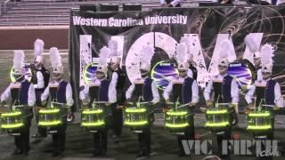 Western Carolina University Drumline - 2012