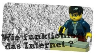 Wie funktioniert das Internet ? Brickfilm - German HD