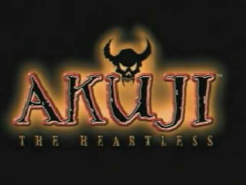 Akuji The Heartless Opening PS1