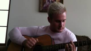Pixie lott  - Mama do acoustic guitar cover by Lukas Vaičekauskas