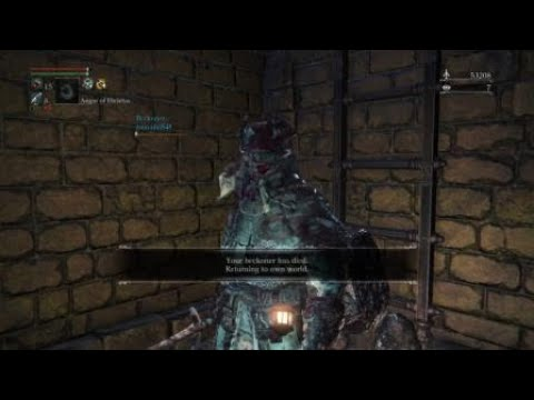 Bloodborne Files - 042 - Chutes And Ladders