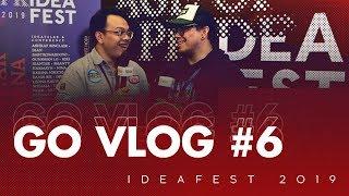 GO VLOG - IDEAFEST 2019
